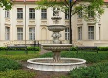 Biederman-Palast in Lodz Lizenzfreies Stockbild