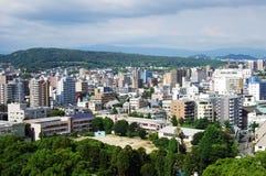 Biedne Miasto Kumamoto Fotografia Stock