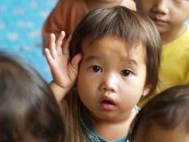 Biedni dzieci Obraz Royalty Free