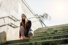 Biegać i sprawnoÅ›ci fizycznej motywacja zdjęcia royalty free