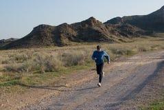 biega sportowa Fotografia Stock