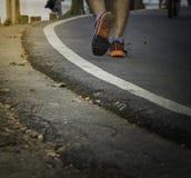 Biegać w parku Obraz Royalty Free