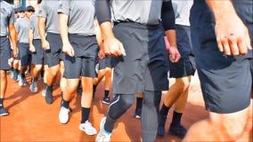 Biegaczów Biegać zdjęcie wideo