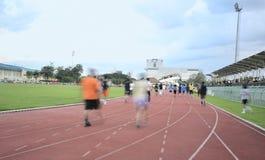 Biegacz fotografia stock