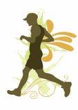 biegacz Obrazy Stock