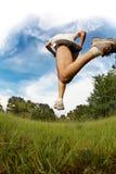 biegacz Fotografia Royalty Free