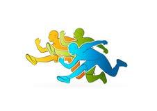 biegacz Zdjęcie Stock