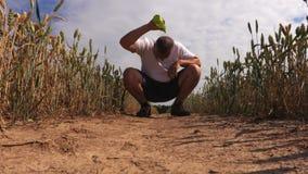 Biegacz chłodno z wodą zbiory
