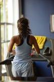 biegacz fitness Obrazy Stock