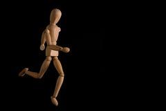 biegacz manekina Zdjęcia Royalty Free