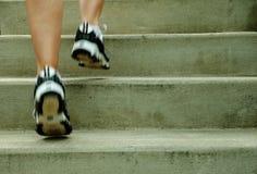 biegacz miejskie Obrazy Stock