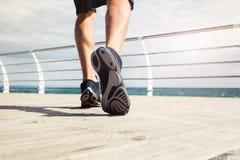 Biegacz samiec nogi zdjęcia royalty free