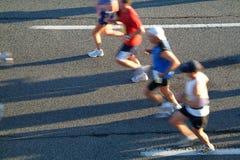 biegacze Fotografia Stock
