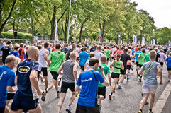 biegacze Zdjęcie Stock
