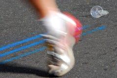 biegacze maratonów Fotografia Royalty Free