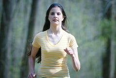 bieganie Obraz Royalty Free