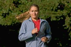 bieganie Zdjęcie Royalty Free