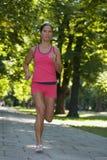 bieganie Fotografia Royalty Free
