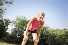 bieganie Fotografia Stock