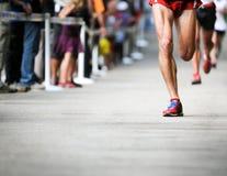 biegnij szybciej Zdjęcia Royalty Free