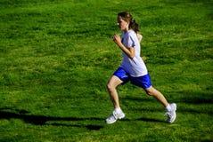biegnij wyścigu Zdjęcie Royalty Free