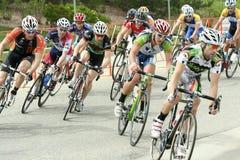 biegowy criterium szczyt Zdjęcia Royalty Free