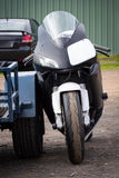 Biegowy rower przy odpoczynkiem Zdjęcie Royalty Free