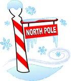 biegun północny Obraz Stock