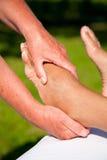 Biegunowość masaż Obraz Stock