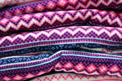 Biegunowy runo odziewa Zdjęcia Stock