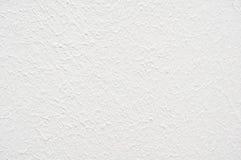 Biel ściany tekstura Obraz Royalty Free