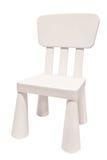 Biel żartuje plastikowego krzesła Obrazy Stock
