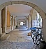 Biel παλαιά πόλη Στοκ Φωτογραφίες