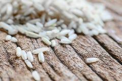 biel adra zbożowi ryż texture widocznego biel obrazy stock