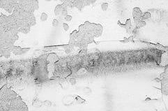 Biel betonowa tekstura z naturalnym wzorem Zdjęcia Royalty Free