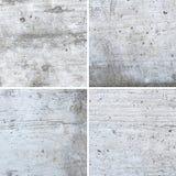 Biel betonu tekstura Zdjęcie Royalty Free