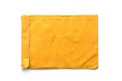 biel dokumentu kopertowy biel Obraz Royalty Free