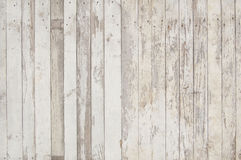 Biel i popielate drewniane deski Obrazy Stock