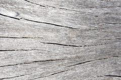 Biel i popielaty drewniany tło Zdjęcie Stock