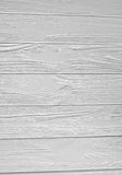 Biel malował drewnianą teksturę, tło i tapetę, Obrazy Royalty Free