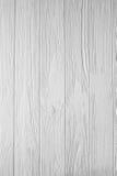 Biel malował drewnianą teksturę, tło i tapetę, Zdjęcia Stock