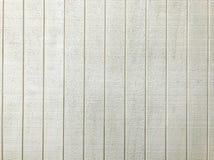 Biel malujący drewniany płotowy panelu wzoru tło Wnętrze i zewnętrzny struktura projekta pojęcie dla tła lub tapety fotografia royalty free