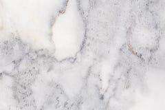 Biel marmurowa tekstura dla tła i projekta Obrazy Stock