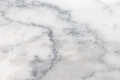 Biel marmurowa tekstura dla tła i projekta Zdjęcie Stock