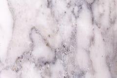 Biel marmurowa tekstura dla tła i projekta Fotografia Stock