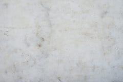 Biel marmurowa tekstura z naturalnym wzorem dla tła Obraz Royalty Free