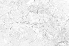 Biel marmurowej tekstury tła abstrakcjonistyczny wzór z wysoka rozdzielczość Zdjęcie Stock