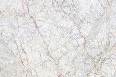 Biel marmurowej tekstury tła abstrakcjonistyczny wzór Zdjęcie Royalty Free