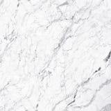 Biel marmurowej tekstury tła abstrakcjonistyczny wzór Zdjęcia Royalty Free
