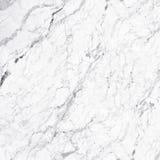 Biel marmurowej tekstury tła abstrakcjonistyczny wzór Obraz Stock